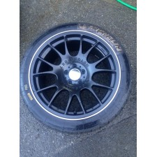 "Set Of 18"" BBS Style Wheels"
